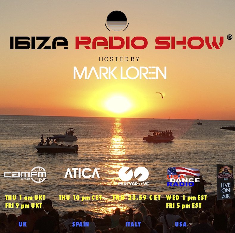 Ibiza Radio Show by Mark Loren season 2019