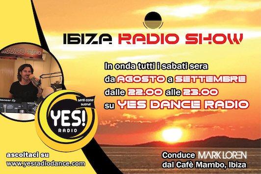 Ibiza Radio show 2018
